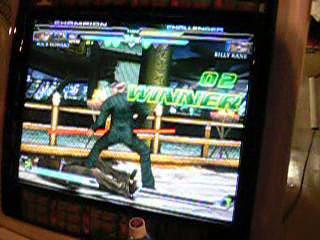 KoF MI Regulation A: Arcade Vid 5