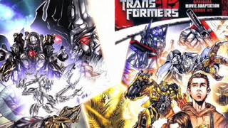 A Comicbook Orange: Transformers, Marvel's Nova, and DMZ