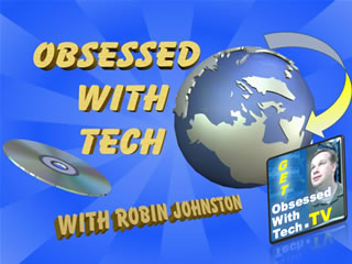 Obsessedwithtech #5 -Robin Johnston