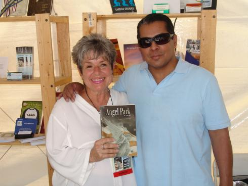Angel Park author Patricia Kokinos