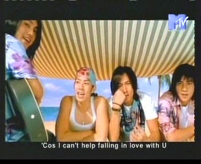 ~[MV] Can't Help Falling in Love- F4~