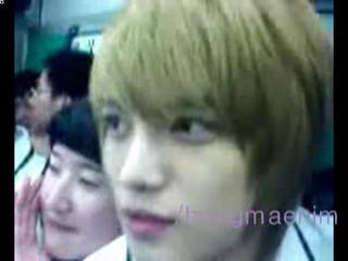[FANCAM]Jaejoong At School July 2007