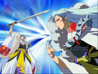 Forever In My Heart-Sesshomaru and Rin