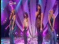 Girls Aloud - Here We Go (Live at CD: UK)