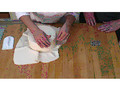 In The Kitchen - Fondant Cake
