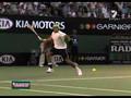 Roger Federer slow motion