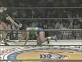 AJW - Jumping Bomb Angels vs Omori & Uno