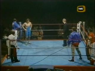 Dynamite Kid vs Marc Rocco