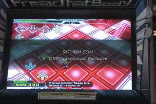 DDR SuperNOVA2 Rithum.com Exclusive - Flow