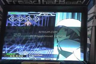 DDR SuperNOVA2 Rithum.com Exclusive - Electrified