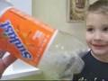 Who Drink the Orange Soda?