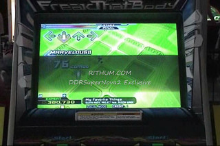 DDR SuperNOVA2 Rithum.com Exclusive - My Favorite Things