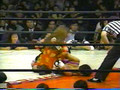 Dynamite Kansai & Mayumi Ozaki vs Manami Toyota & Toshiyo Yamada, AJW 11/26/92, 2/3 Falls.