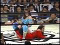Kyoko & Takako Inoue vs Ozaki & Cutie Suzuki