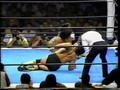 Tenryu vs Hase, New Japan 9/23/93.
