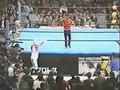 Rey Mysterio Jr vs Psicosis, J Cup '95