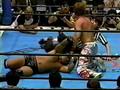 Marufuji vs Hoshikawa, Zero-One 3/2/02.