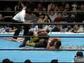 Kawada vs Naoya Ogawa, Zero-One 12/14/03.