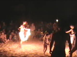 Maui Fire Dance :: clip 3