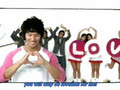 [MV] Kim Jong Kook - Lovable (english subbed)