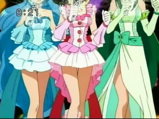 Mermaid Melody Pure ep 12