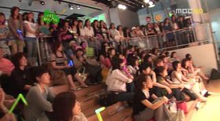 Se7en- 070707 MBC Music Core- Star Paparazzi