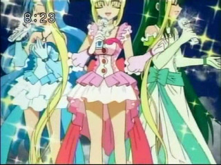 Mermaid Melody Pure ep 21