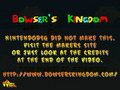 Bowser's Kingdom Episode 1