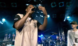 jay z and linkin park in concert