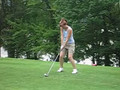 Reto Sigl Homepage - Golfing at Richter Park Golf Course with Nicole 2005