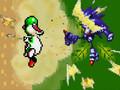 Yoshi Vs Mecha Sonic