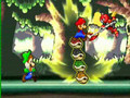 Mario Team Vs The Koopa Bros Vs Axem Rangers X