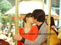 Kissing in asian dramas