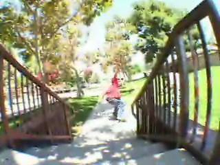 07.18.07 6 Degrees TV Daily Dose - Skate