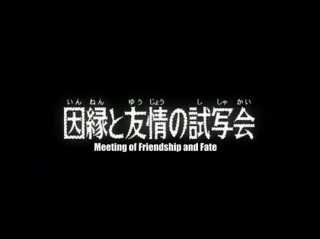Detektiv Conan 453 - Private Showing of Fate and Friendship