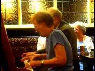 #14 BBQ, Pub Pianos, Bohemian Rhapsody