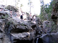 Jemez Cliff Jumping 3