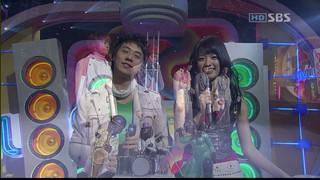 051211 SBS ingigayo - Tonight