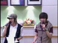 super junior sukira-eun hyuk & eeteuk singing' i'ts raining'(rain)