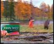 John West - Bear fight