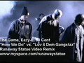 RS VIDEO MIX - Eazy E & The Game - How We Do