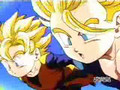 Goten & Trunks sneaking to Majin Buu!!