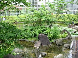 六本木ヒルズ 毛利庭園 5