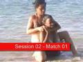 Beach Wrestling Series S02M01