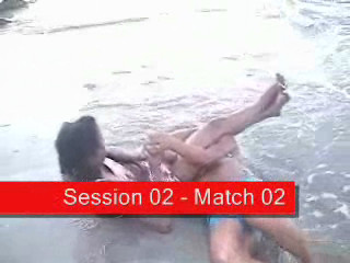 Beach Wrestling Series S02M02