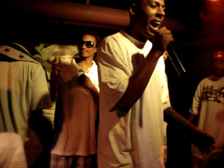 Breakbread Ent. LB & C Mac(Hoodrat) Freestyle Performance