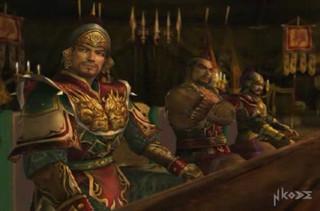 Chapter 2 - Re NKode - Kingdom of Wu - Inner Strength