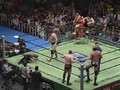 NOAH - Bryan Danielson, Nigel McGuinnes & Rocky Romero vs. Takeshi Morishima, Mohamed Yone & Go Shiozaki (15/07/07)