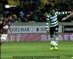 25J :: Sporting - 5 x Rio Ave - 0 de 2009/2010