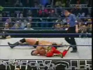 Eddie Guerrero vs Brock Lesnar (No Way Out 2004)